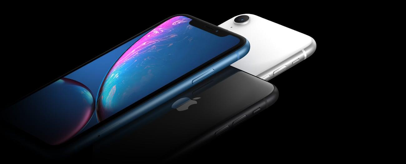 iPhone Xr olśniewający design