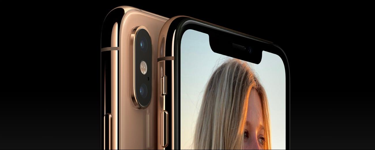 iPhone Xs podwójny aparat