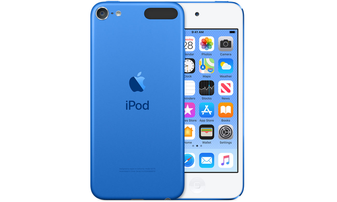 Apple iPod Touch 32GB Niebieski