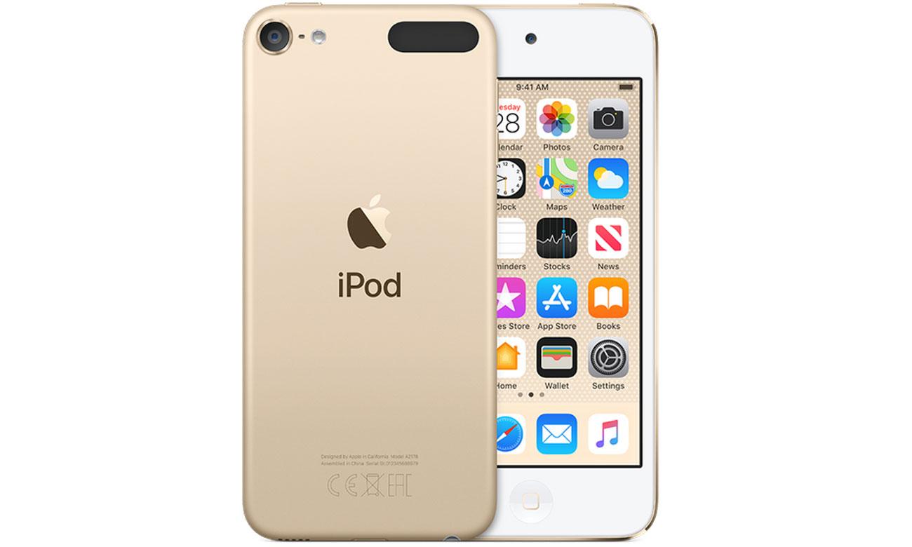 Apple iPod Touch 32GB Złoty