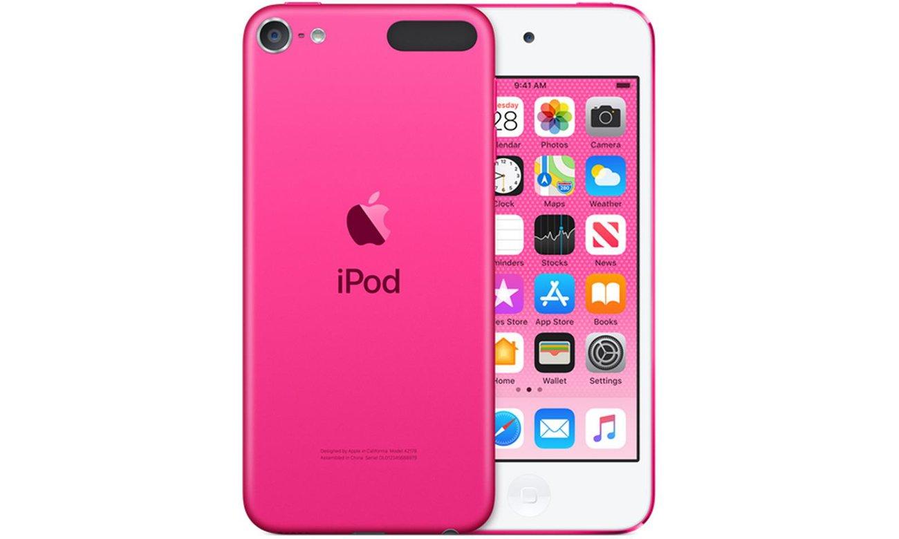 Nowy Apple iPod touch 32 GB różowy