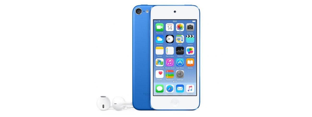 iPod touch 128GB  Wyświetlacz