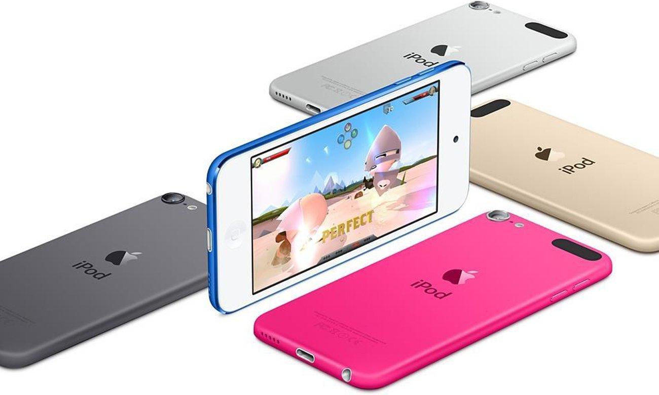 iPod Touch 32GB Zaawansowane Funkcje