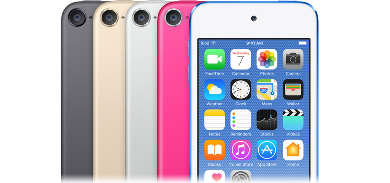 iPod Touch 32GB ios 10
