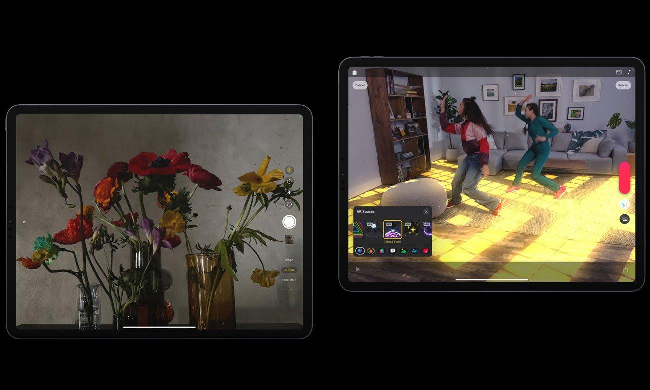 Tablet Apple iPad Pro 11 M1 robienie zdjęć i nagrywanie filmów