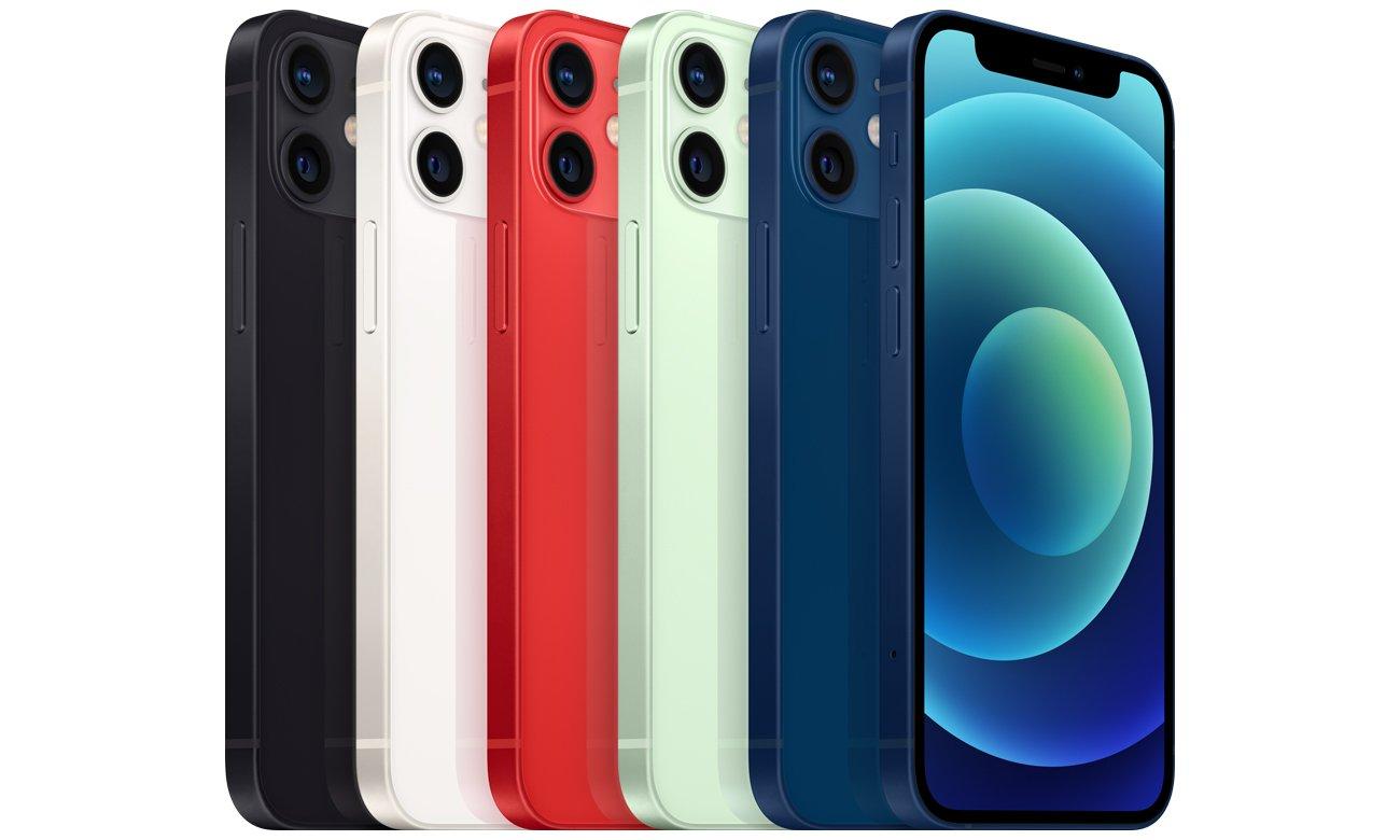 Smartfon Apple iPhone 12 Mini 128GB Black 5G