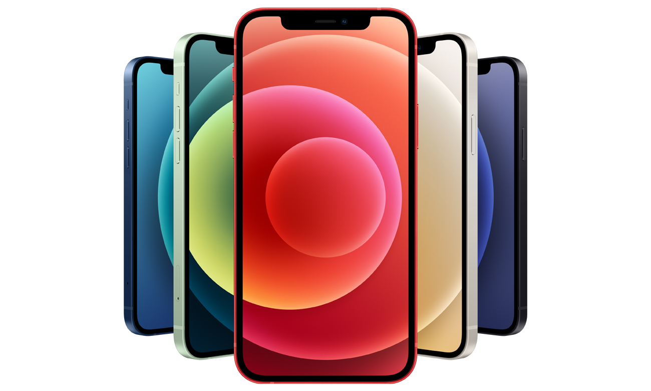 Smartfon Apple iPhone 12 128 GB Black 5G