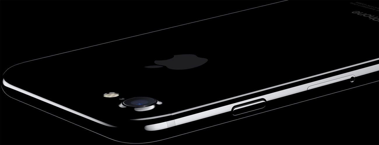 iPhone 7 32GB Jet Black nagrywanie 4K