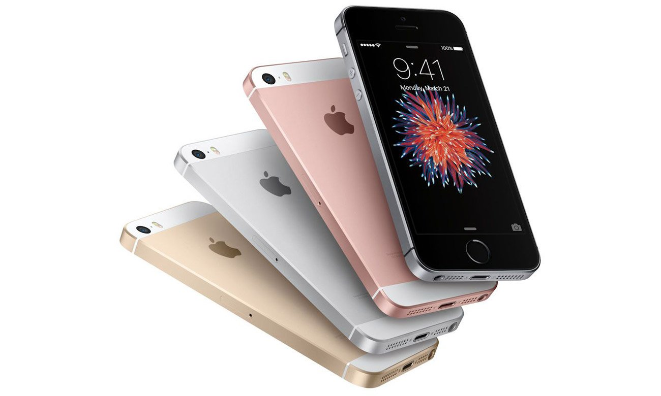 Apple iPhone SE 16GB various colors