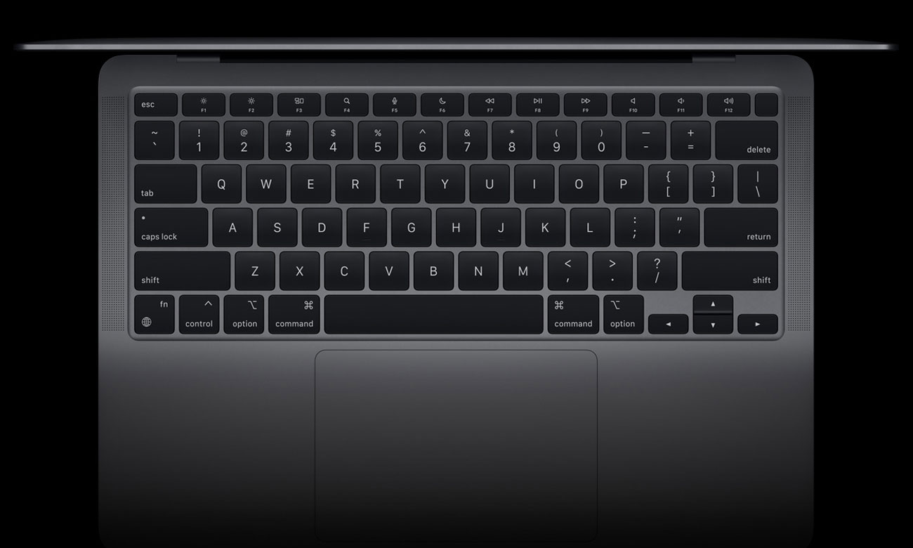 MacBook Air i Klawiatura Magic Keyboard