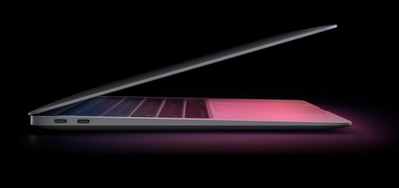 Nowy laptop Apple MacBook Air