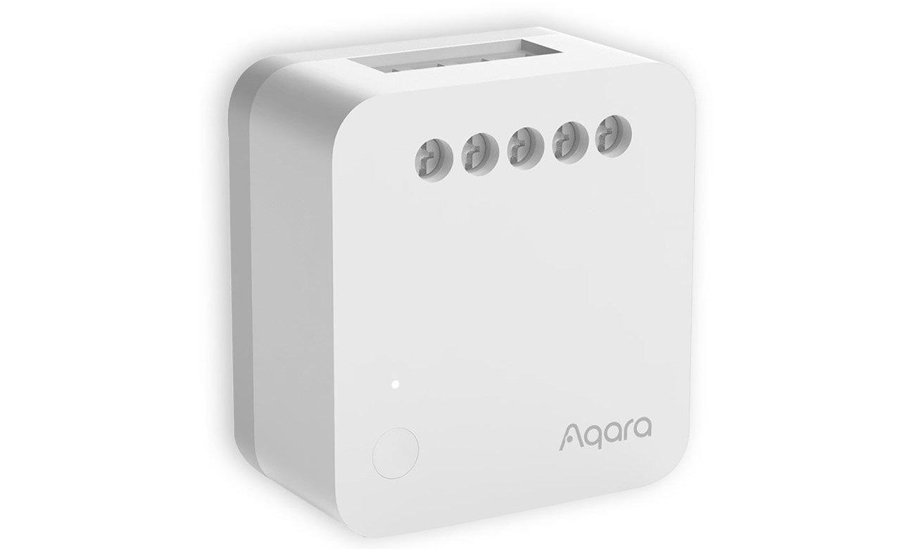 Jednokanałowy przekaźnik Aqara (z przewodem neutralnym)