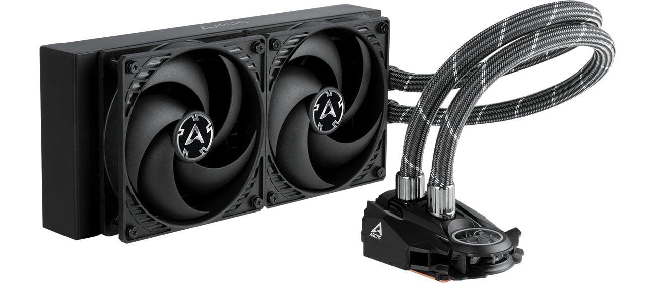 Chłodzenie procesora Arctic Liquid Freezer II 2x120mm WASE-406