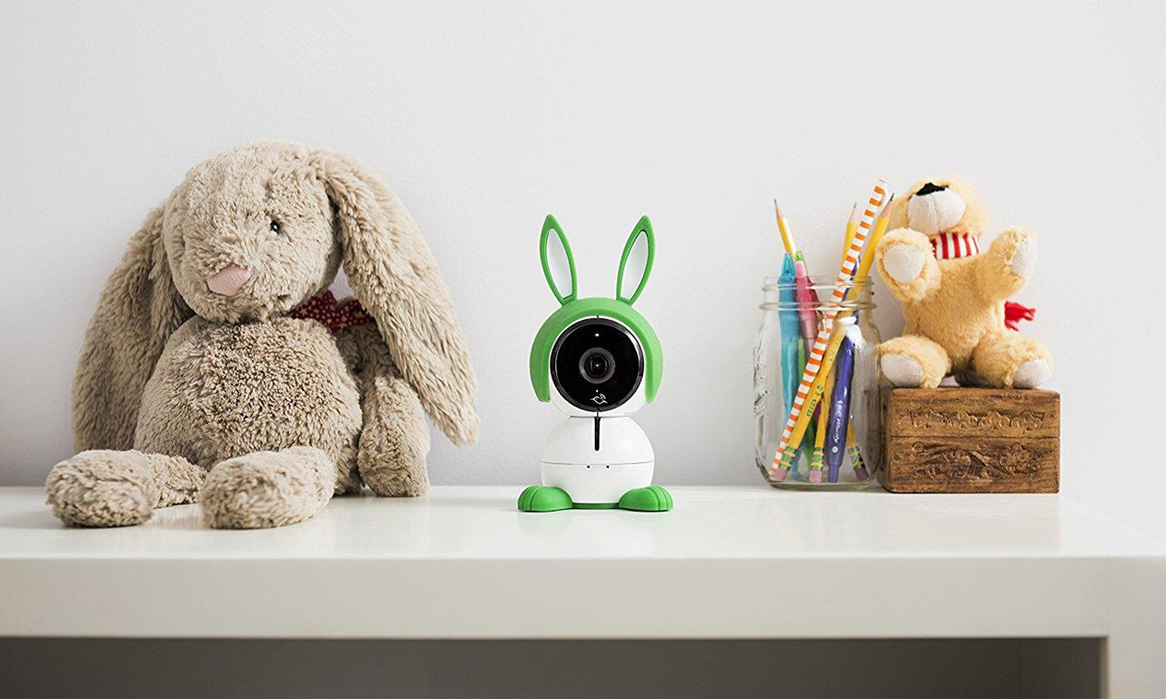 Kamera IP Netgear Arlo Baby WiFi FullHD LED IR niania