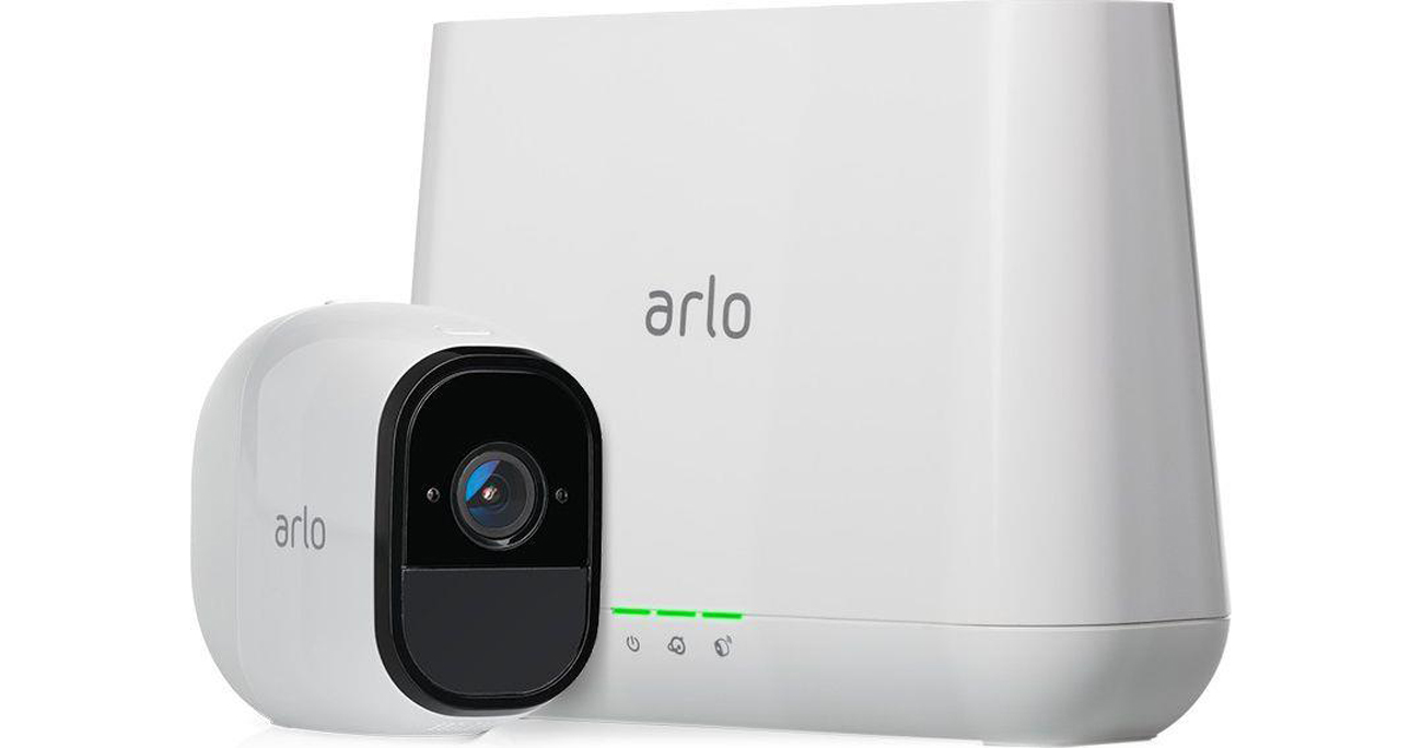 netgear arlo pro wifi hd ir 1szt stacja alarm kamery ip sklep internetowy. Black Bedroom Furniture Sets. Home Design Ideas