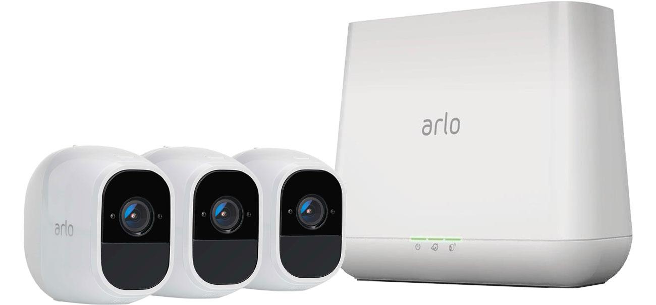 Netgear Arlo PRO 2 WiFi FullHD IR VMS4330P-100EUS