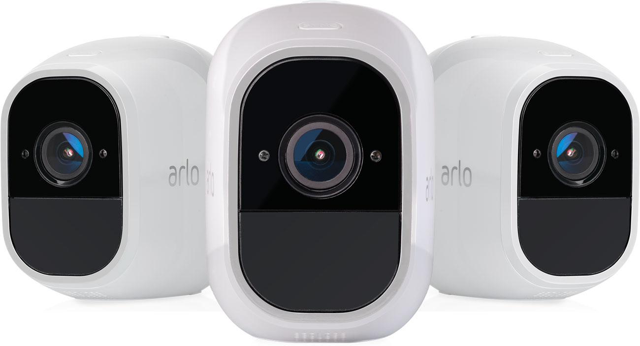 Kamera IP Netgear Arlo PRO 2 WiFi FullHD IR