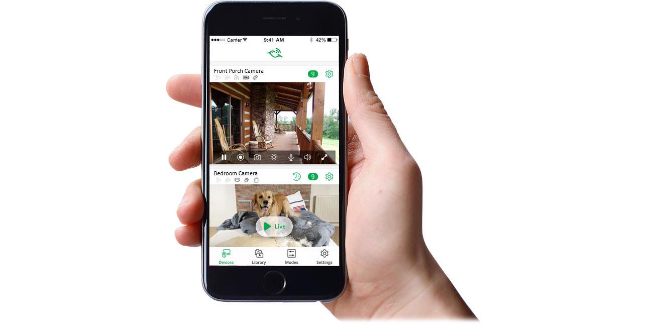 Netgear Arlo PRO 2 Aplikacja mobilna