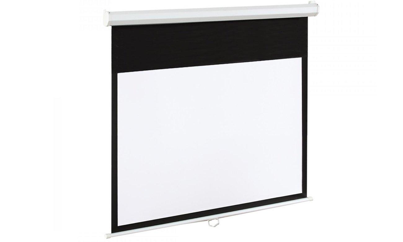 Ekran elektryczny 84 cali ART