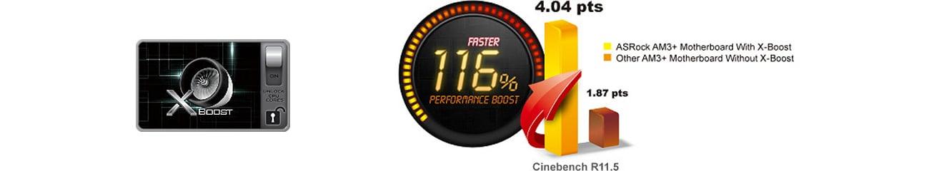 ASRock 970 PRO 3 R2.0 X-Boost