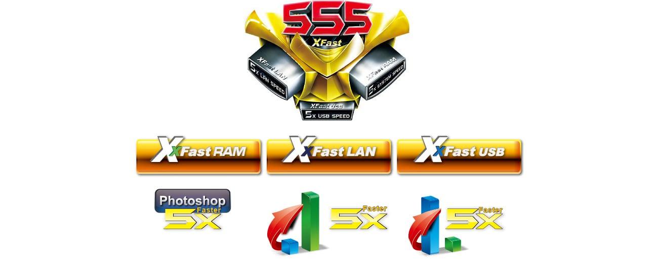 ASRock 970 PRO 3 R2.0  XFast
