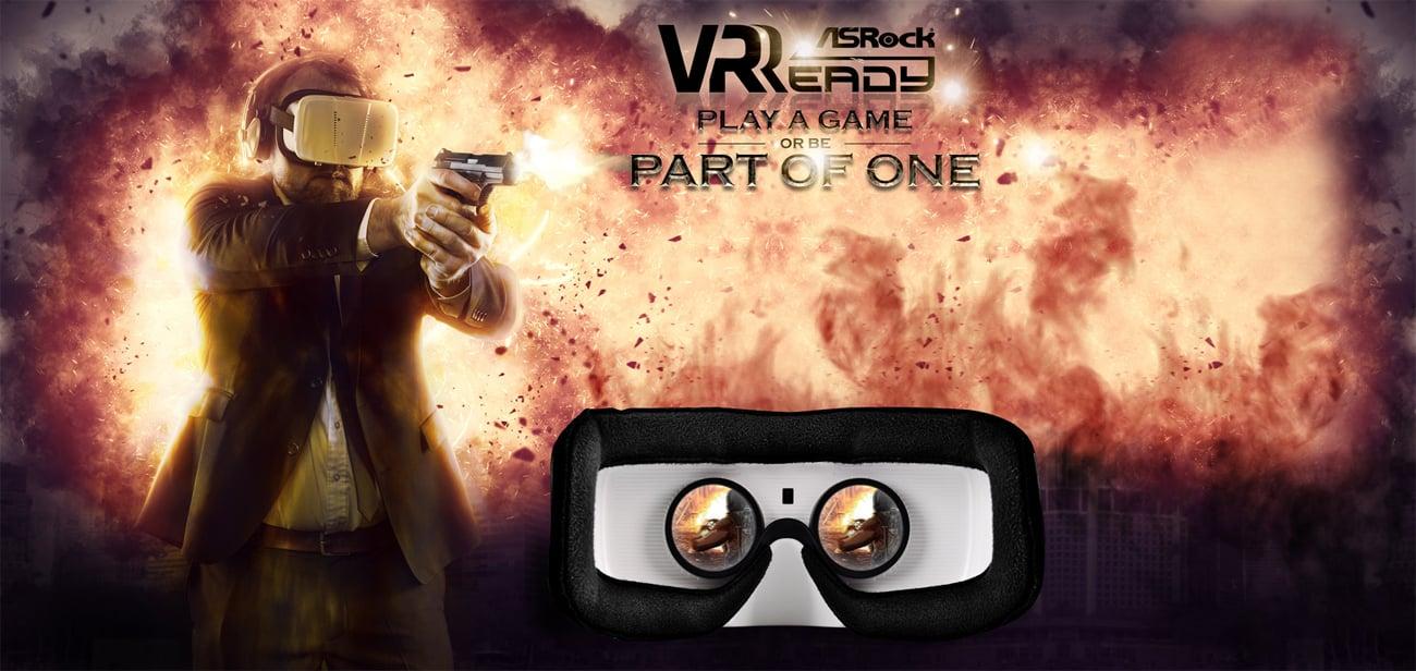 ASRock B250M-HDV VR Ready