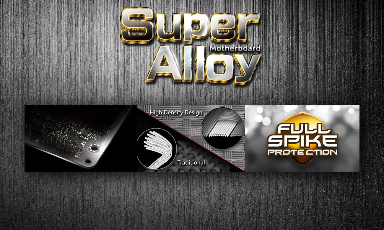 ASRock B360M-HDV Super Motherboard Alloy