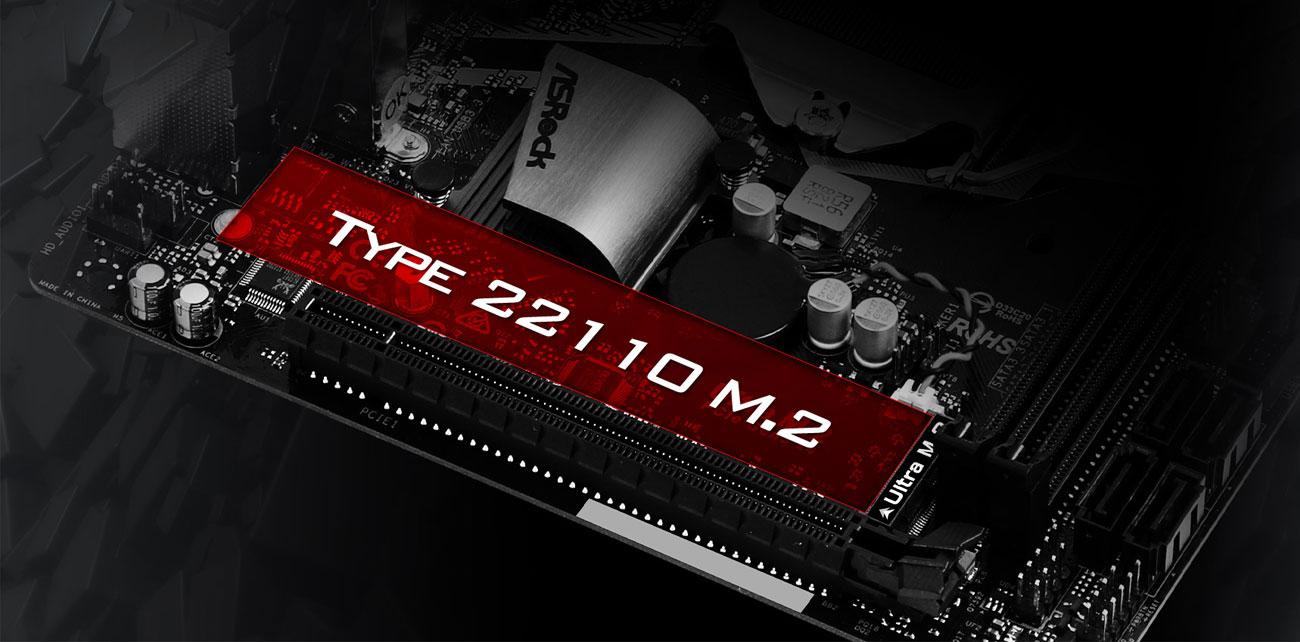 ASRock B365M-ITX/ac Złącze M.2