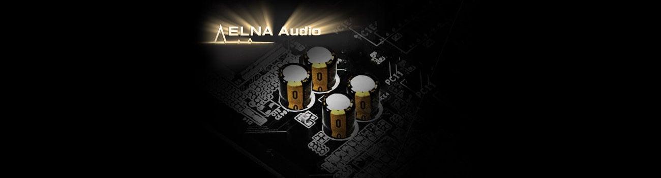 ASRock B450 Pro4 Audio ELNA