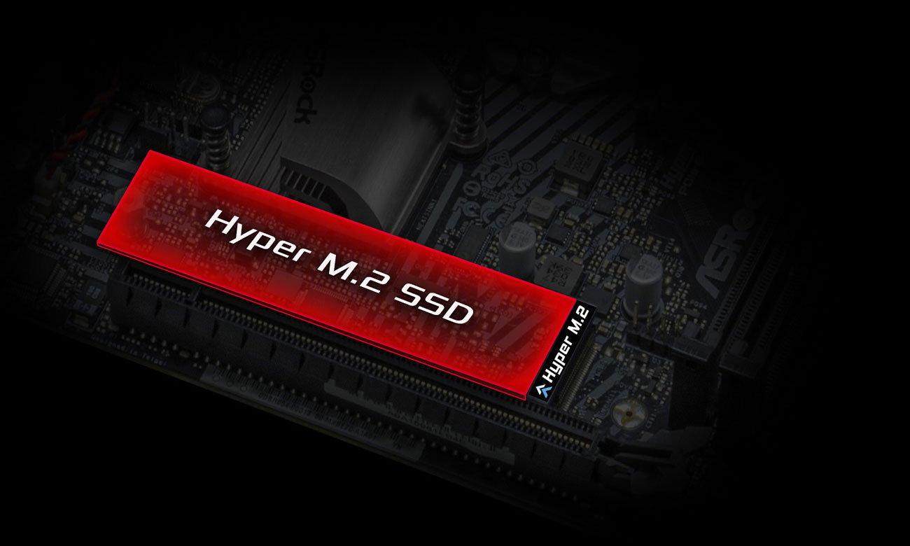 ASRock B560M-ITX/ac - Złącza M.2
