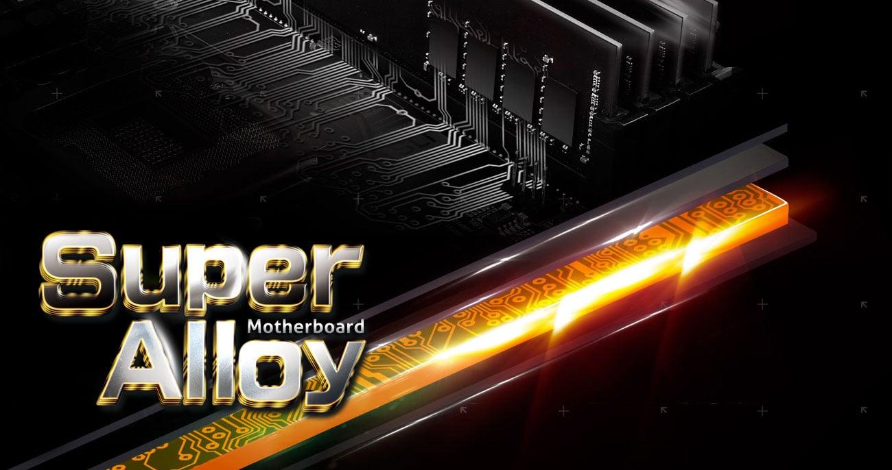 ASRock Fatal1ty B450 Gaming K4 Bezpieczeństwo
