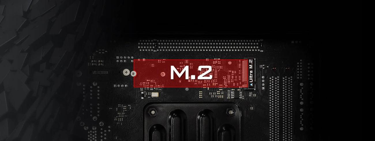 ASRock Fatal1ty X370 Gaming-ITX/ac Ultra M.2