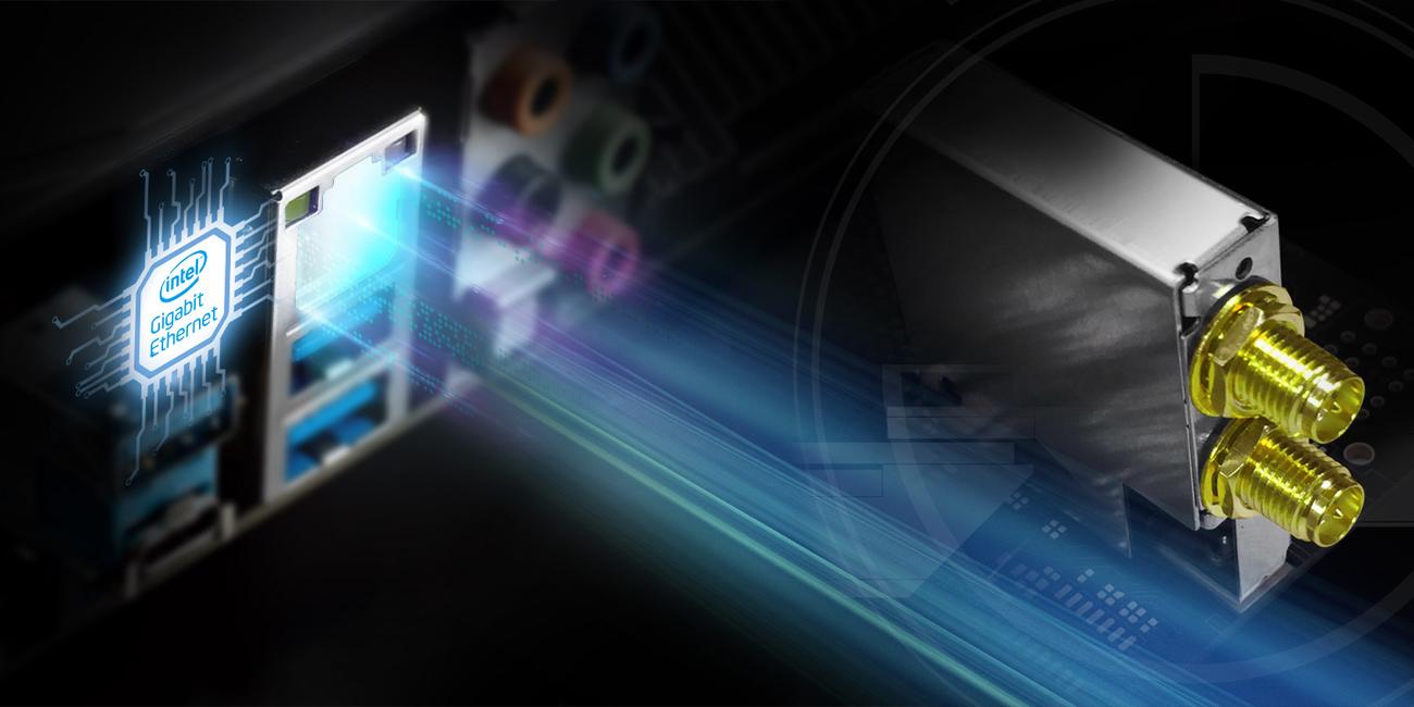 ASRock Fatal1ty X370 Gaming-ITX/ac Wi-Fi 802.11ac