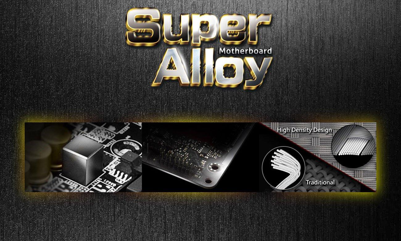 ASRock H370 PRO 4 Super Motherboard Alloy