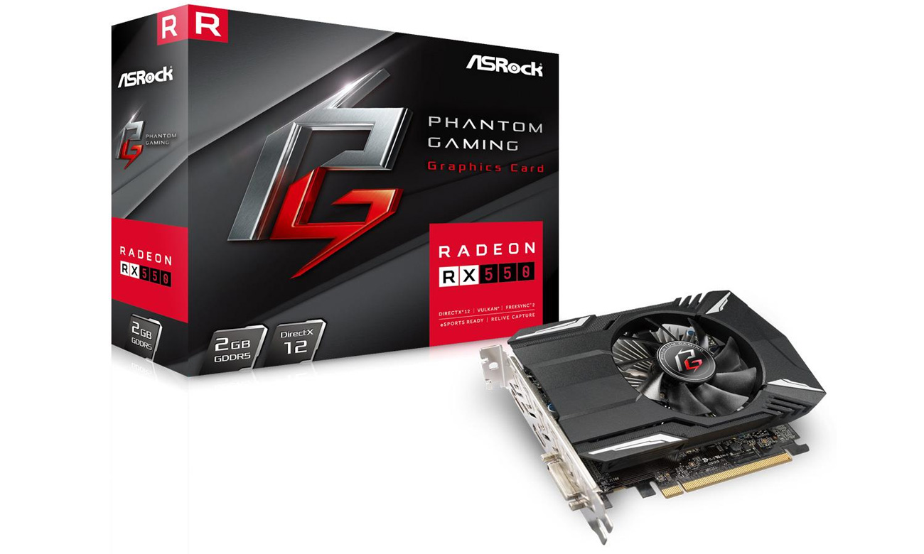 ASRock Radeon RX 570 Phantom Gaming