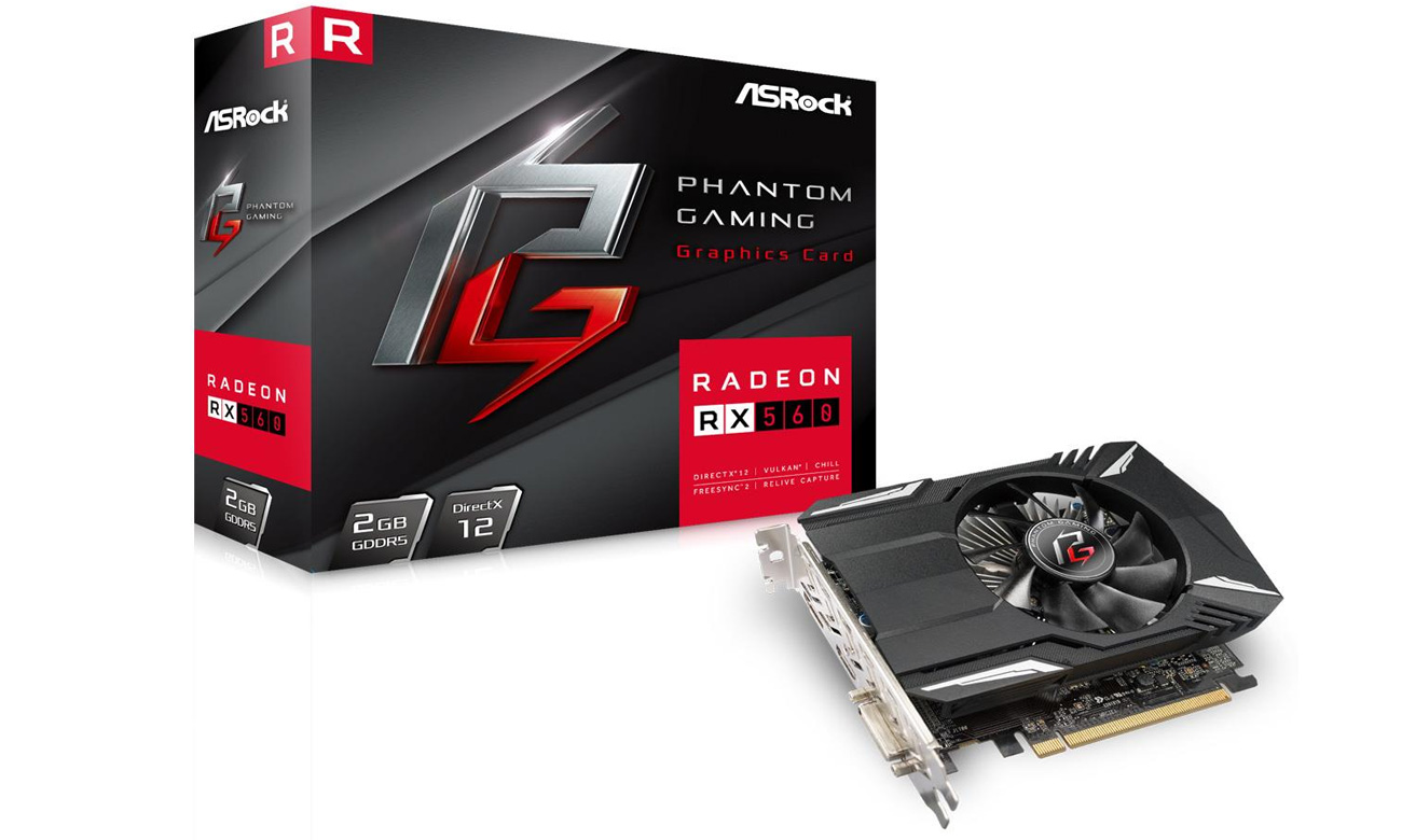 ASRock Radeon RX 570 Phantom Gaming