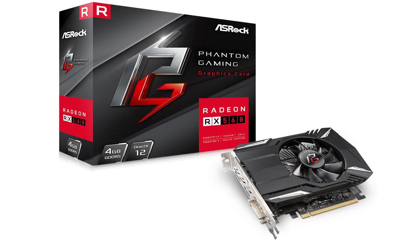 ASRock Radeon RX 570 Phantom Gaming X