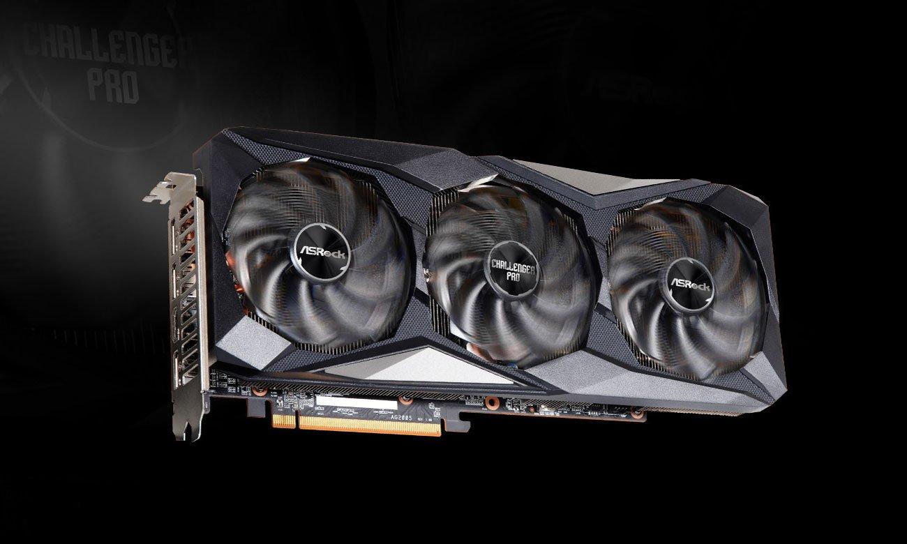 ASRock Radeon RX 6700 XT Challenger Pro OC 12GB