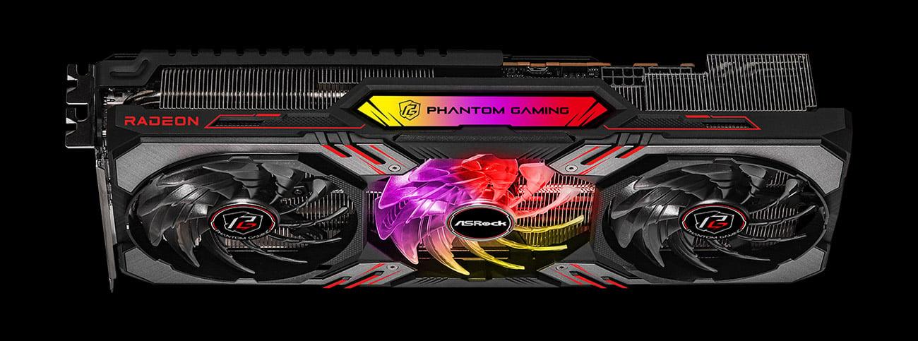 ASRock Radeon RX 6700 XT Phantom Gaming D OC 12GB