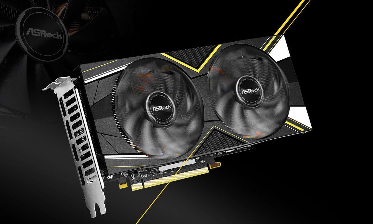 ASRock Radeon RX 5600 XT Challenger D OC