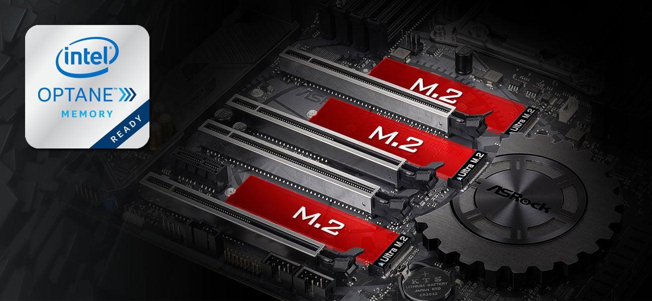 ASRock X299 TAICHI XE Ultra M.2 Intel Optane