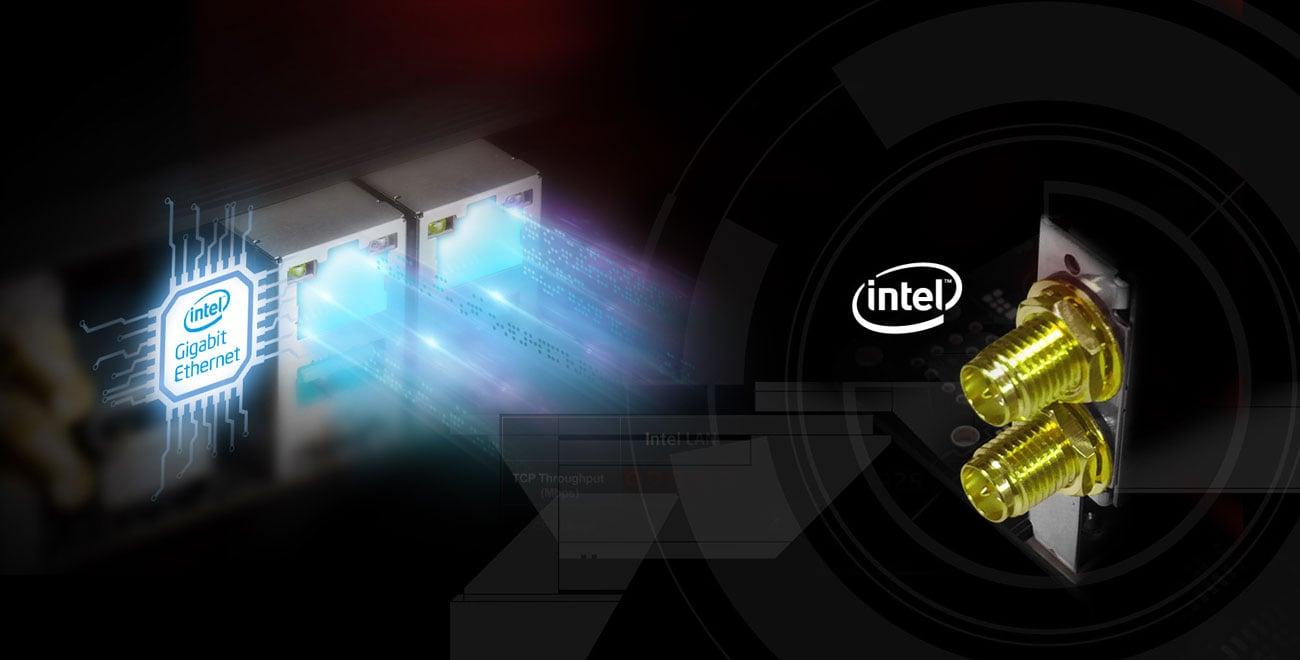 ASRock X299 TAICHI XE WiFi 802.11ac Bluetooth 4.2 Intel Dual LAN