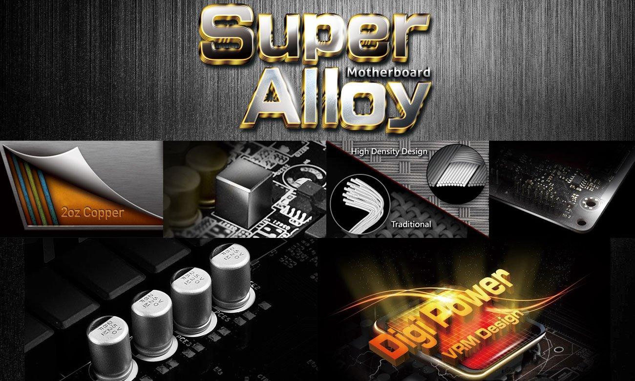 ASRock X370 Pro4 Super Alloy Motherboards