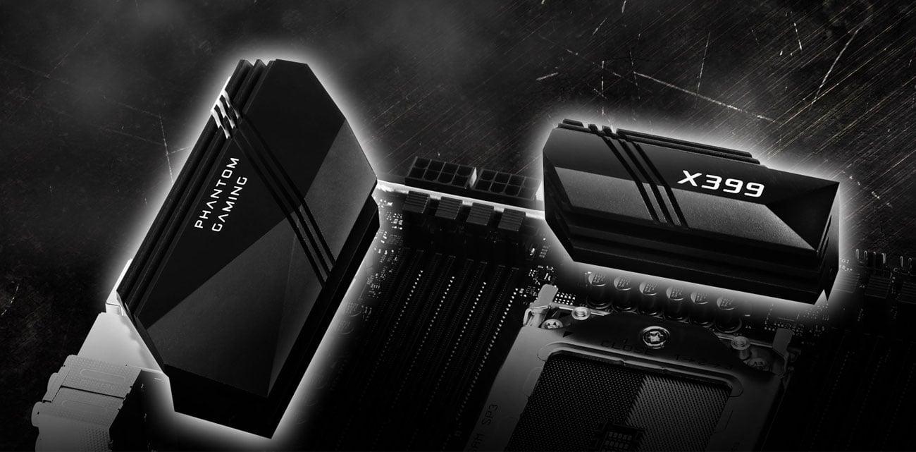 ASRock X399 Phantom Gaming 6 Sekcja zasilania