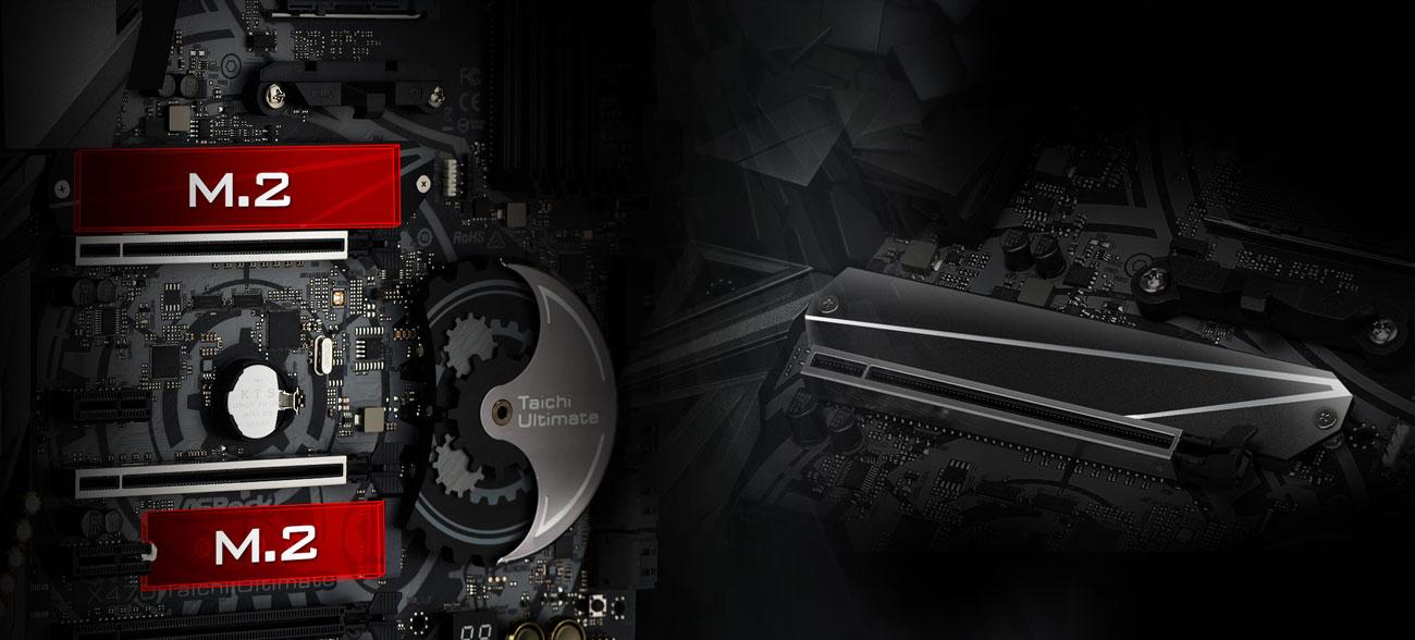 ASRock X470 Taichi Ultimate Port Ultra M.2