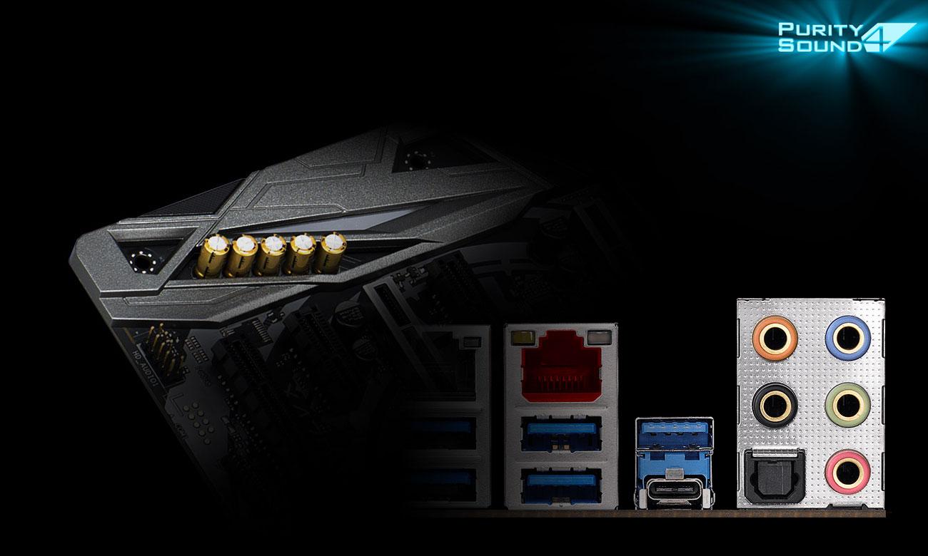 ASRock X470 Taichi Ultimate Purity Sound 4