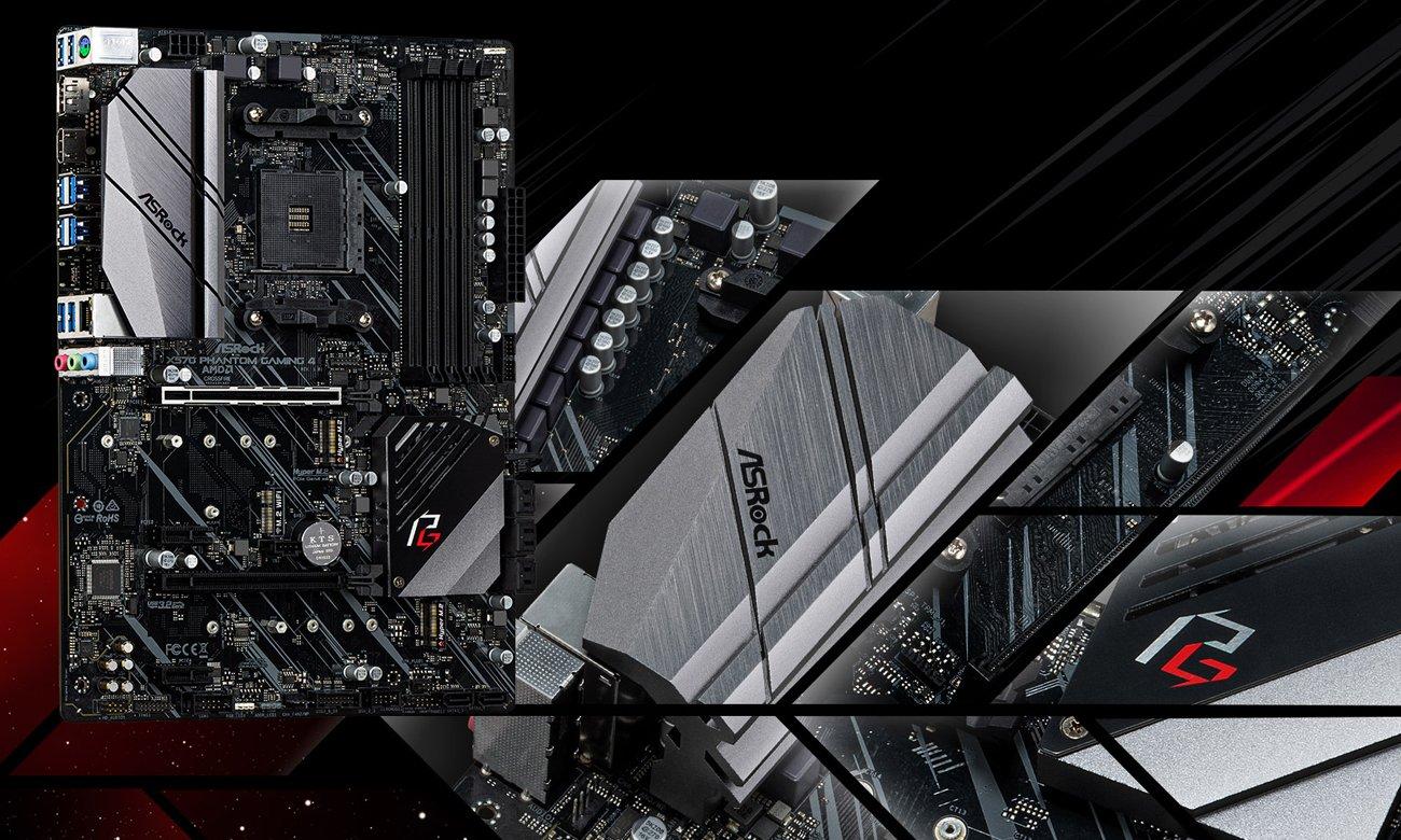 Płyta główna ASRock X570 Phantom Gaming4