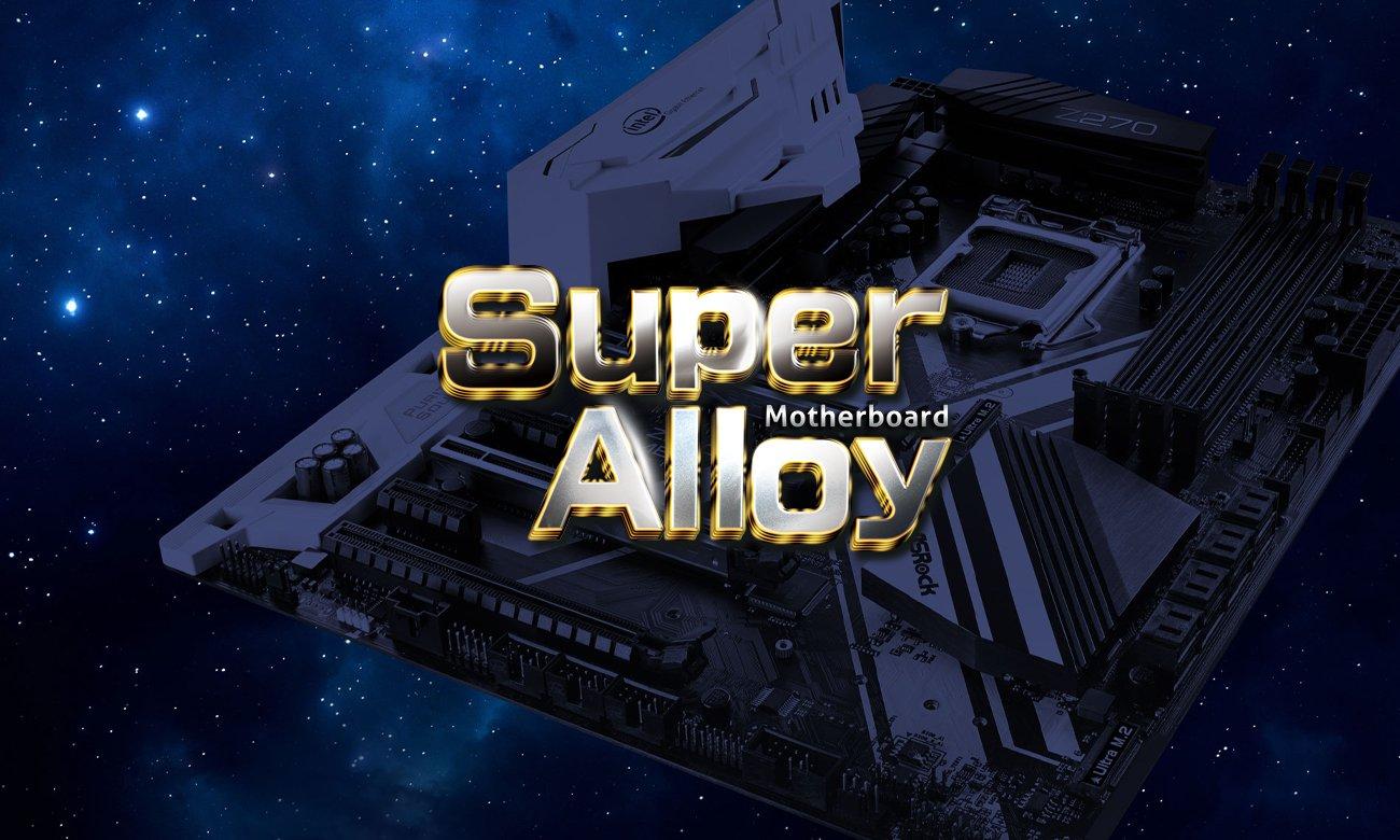 ASRock Z270 EXTREME4 Super Alloy