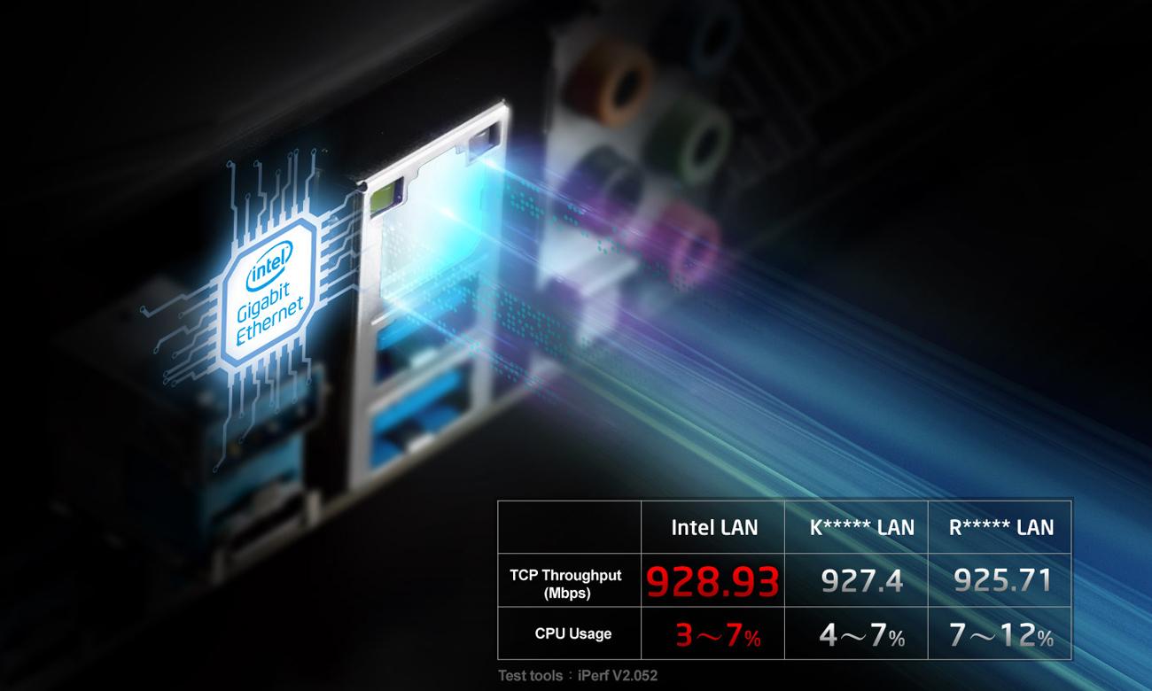 ASRock Z270 EXTREME4 Intel® LAN