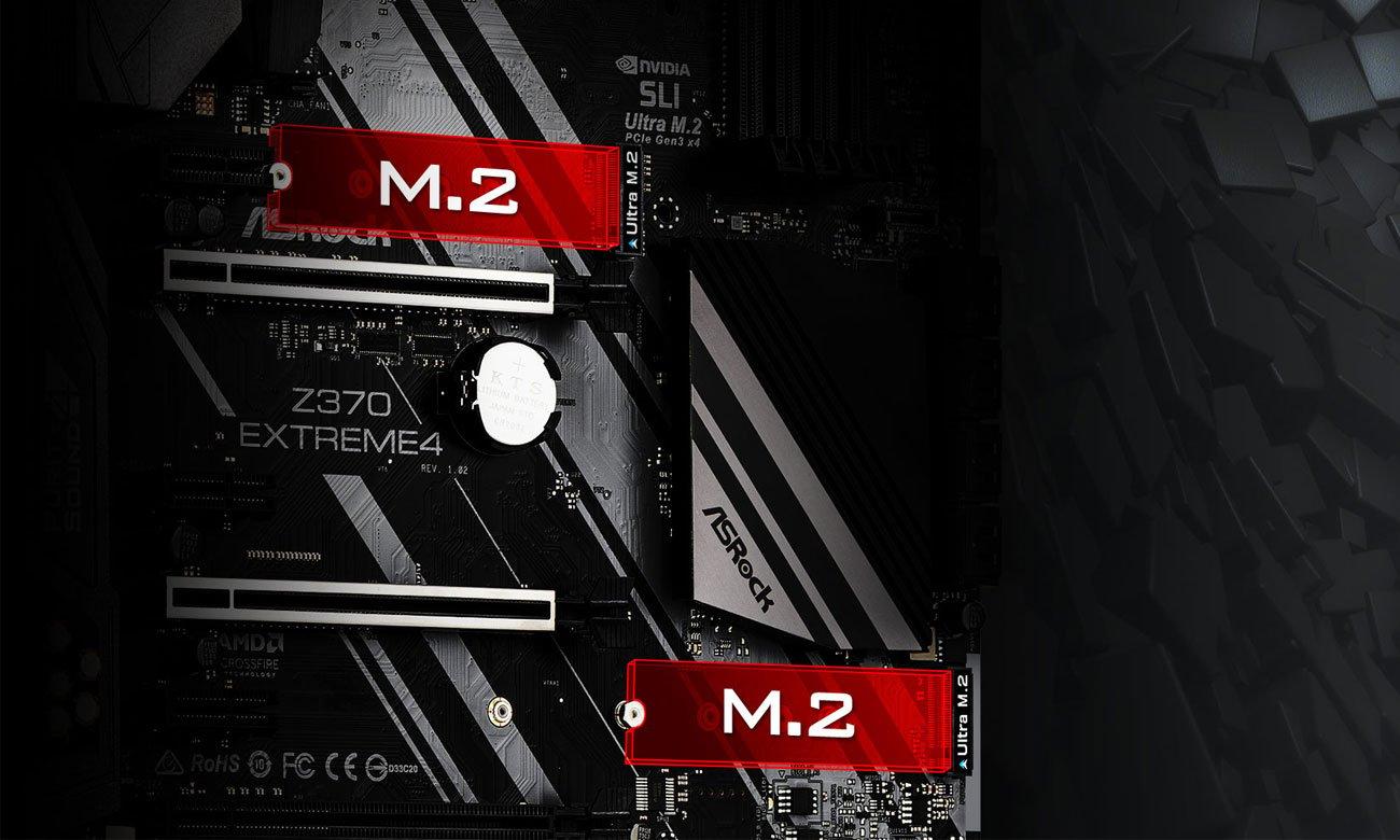ASRock Z370 Extreme4 Ultra M.2 Intel Optane